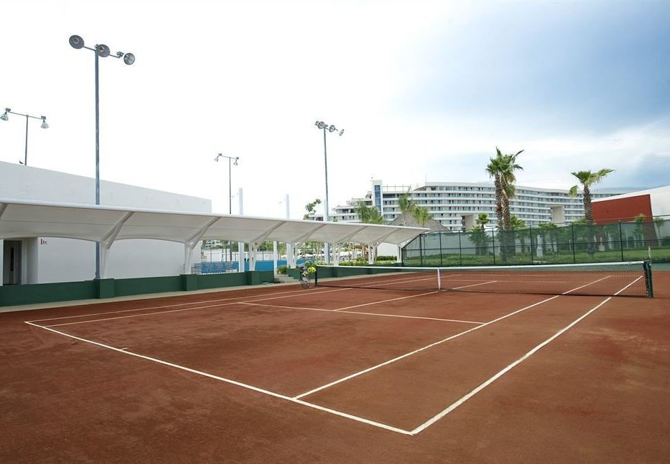Outdoor Activities Resort Tropical sky athletic game Sport structure tennis court sport venue sports tennis court baseball field leisure centre baseball park soccer specific stadium stadium