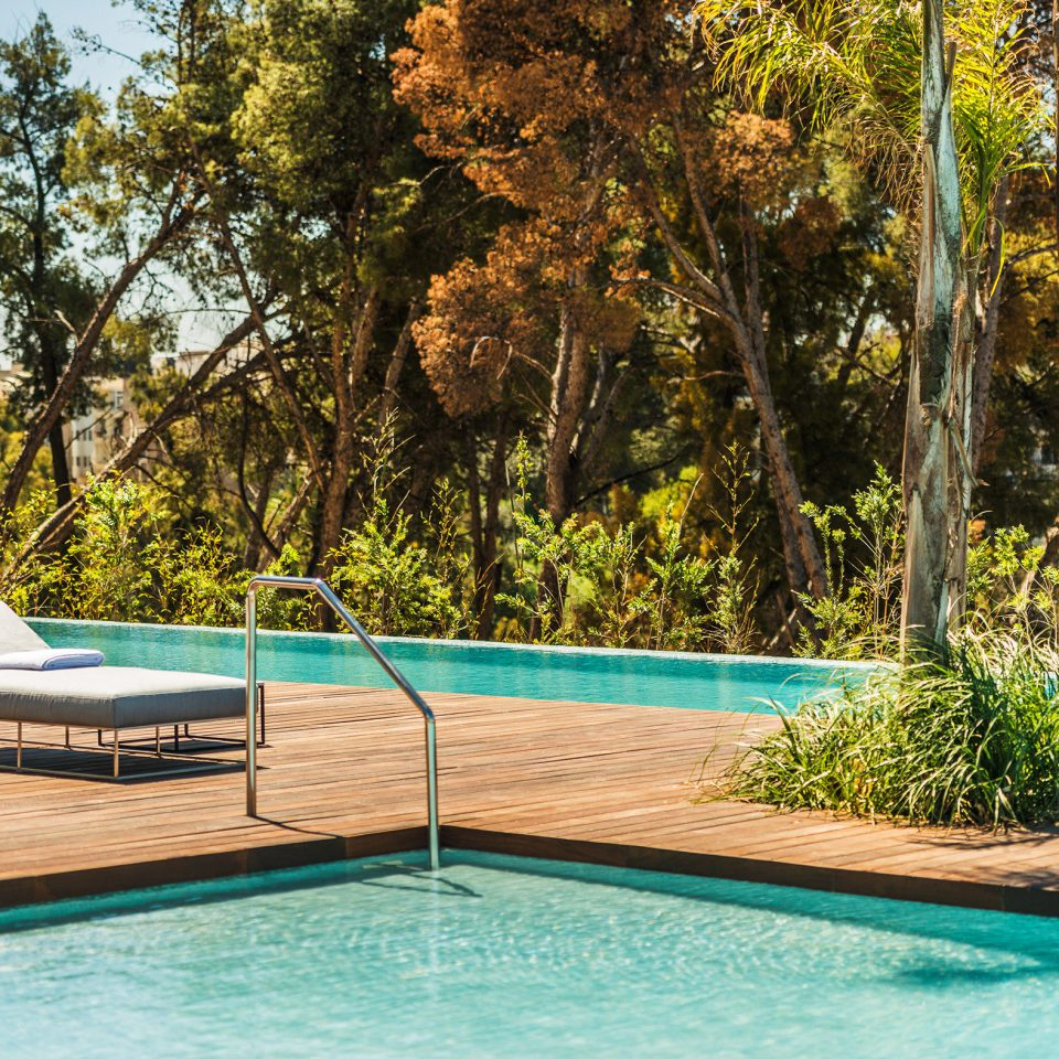 Outdoors Play Pool Resort Trip Ideas tree water swimming pool property leisure backyard reflecting pool Villa swimming surrounded