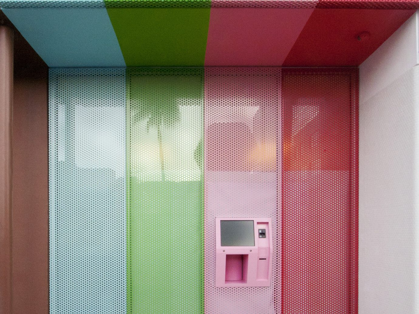 Food + Drink Trip Ideas color wall interior design Design window covering facade door
