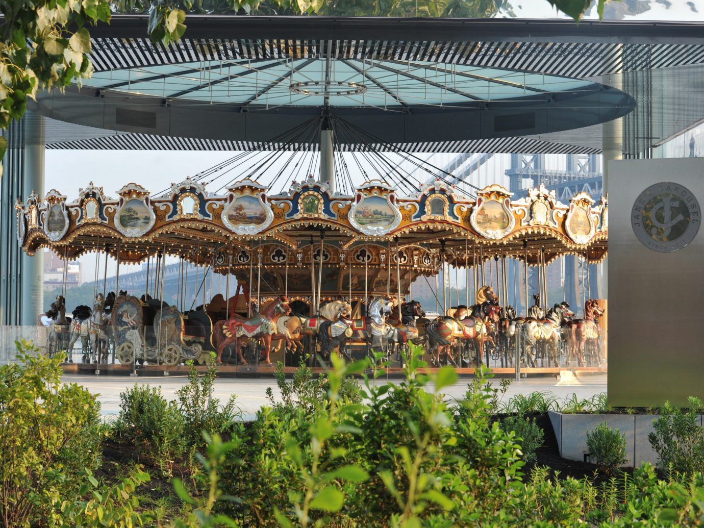 Trip Ideas tree outdoor outdoor structure recreation park amusement park gazebo amusement ride tourist attraction ride