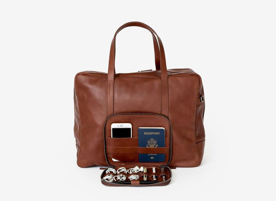 Style + Design bag accessory brown leather handbag product fashion accessory shoulder bag caramel color case baggage product design brand hand luggage