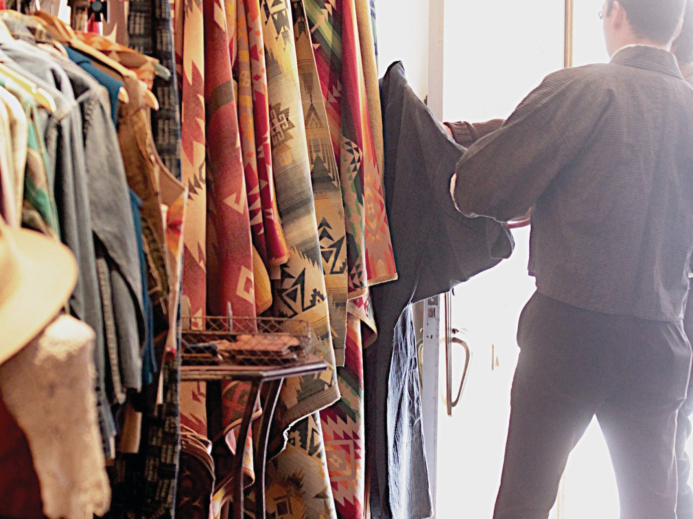 City Influencers + Tastemakers Joshua Tree person clothing indoor room fashion shopping closet