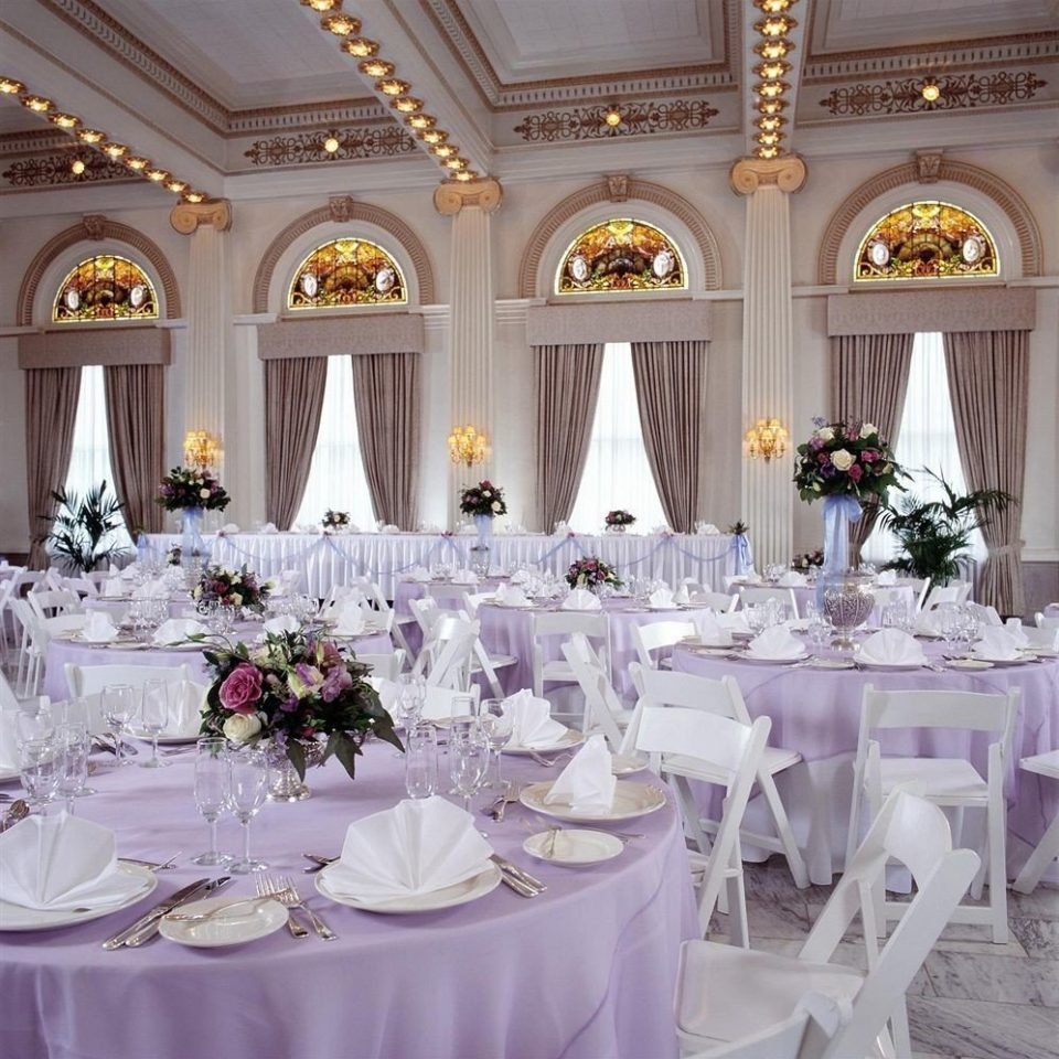 function hall banquet centrepiece wedding ballroom ceremony wedding reception quinceañera fancy Party aisle altar