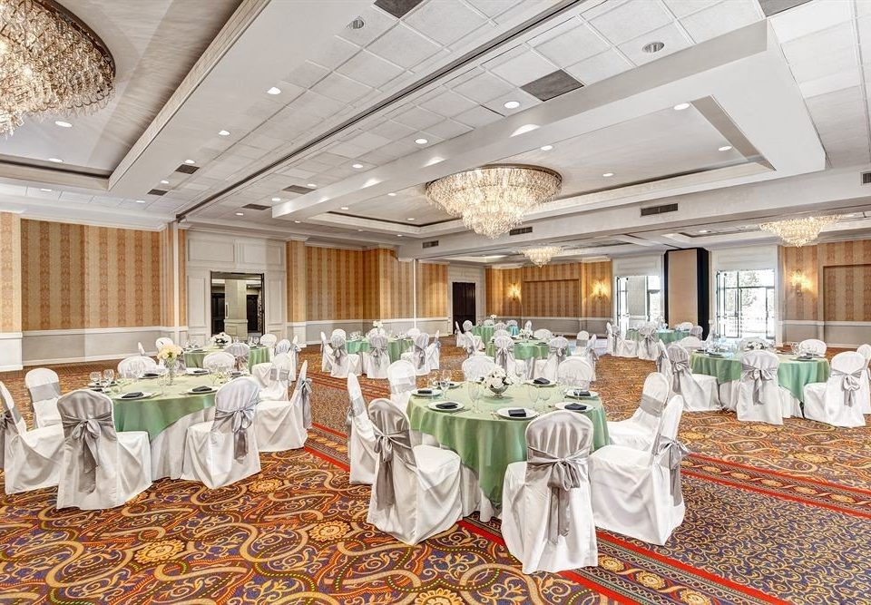 function hall banquet ballroom wedding aisle ceremony conference hall wedding reception convention center Party