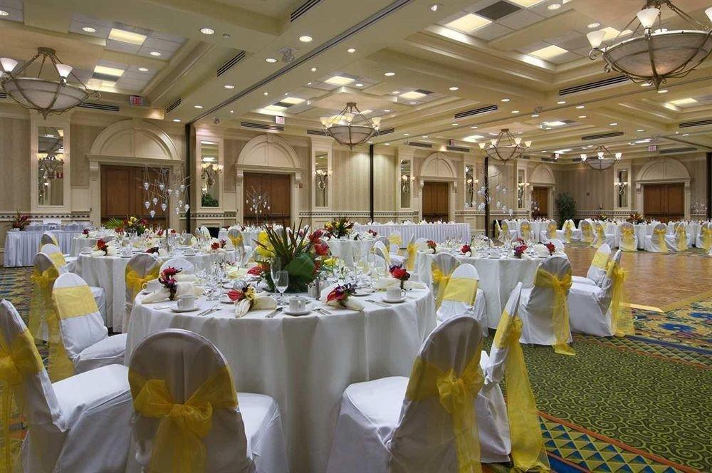 function hall banquet ceremony wedding wedding reception ballroom Party event aisle