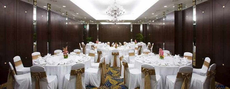 function hall wedding ceremony banquet aisle wedding reception Party ballroom event long fancy