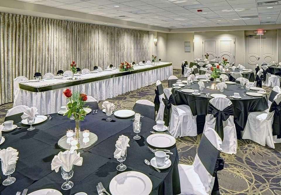 function hall banquet wedding ceremony centrepiece Party wedding reception ballroom event aisle floristry flower arranging floral design dining table