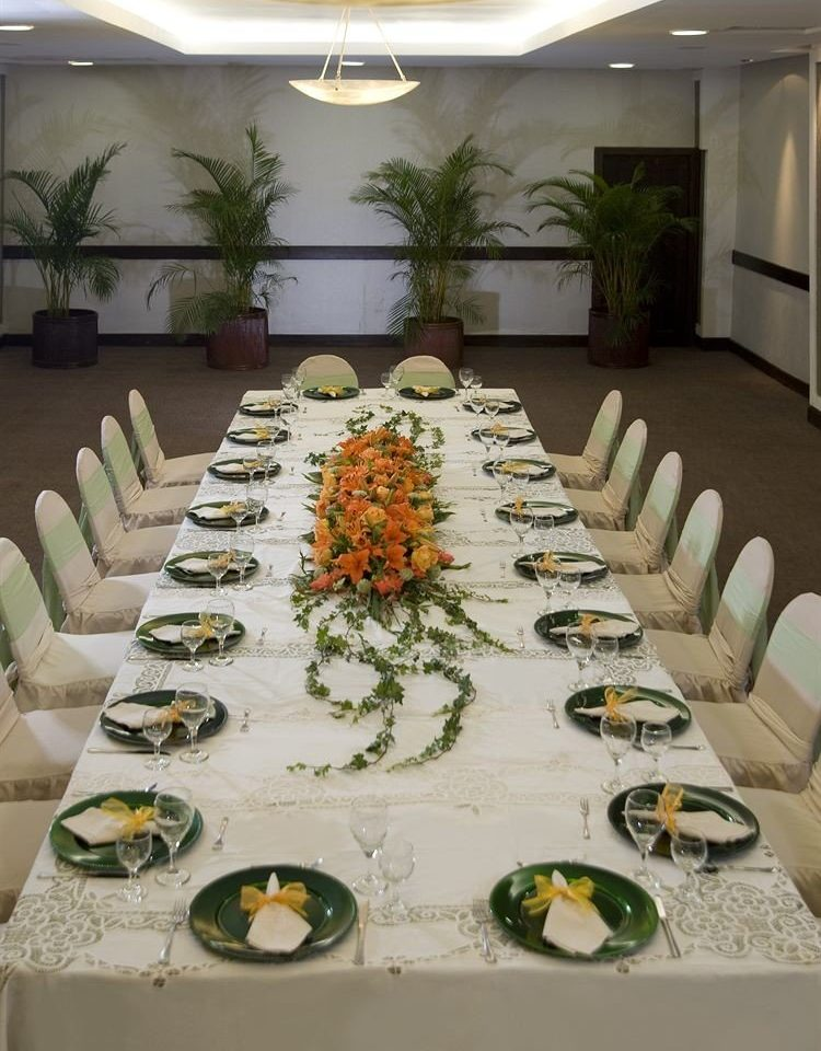 plate banquet function hall buffet ceremony floristry Party conference hall restaurant floral design ballroom lined arranged