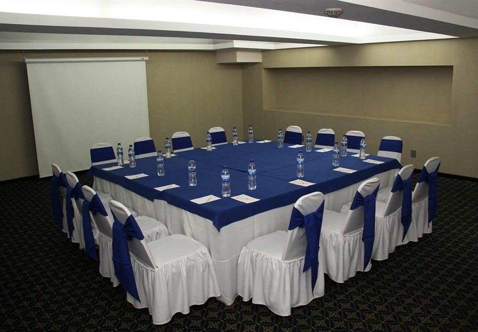 function hall banquet Party blue conference hall event meeting ballroom auditorium conference room