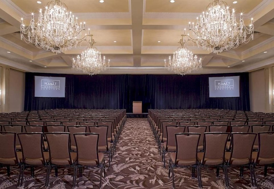 function hall chair auditorium conference hall ballroom banquet convention center event Party wedding reception meeting hall lined