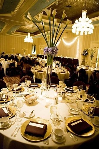 function hall wedding banquet centrepiece wedding reception dinner ceremony ballroom Party rehearsal dinner restaurant brunch dining table