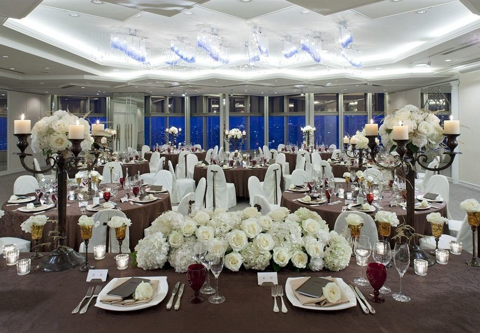 function hall banquet wedding ceremony Party centrepiece wedding reception ballroom