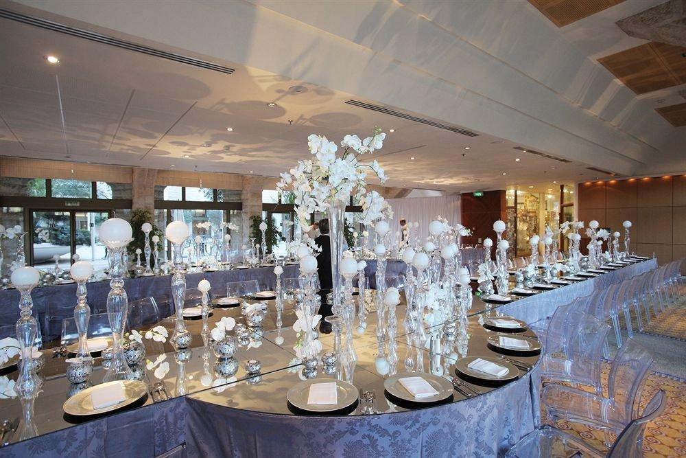 function hall banquet wedding reception wedding ceremony ballroom restaurant Party centrepiece convention center dining table