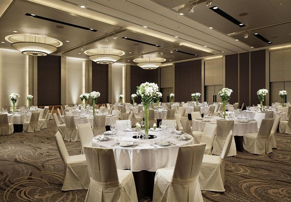 function hall banquet wedding ceremony wedding reception ballroom Party centrepiece conference hall event fancy restaurant long