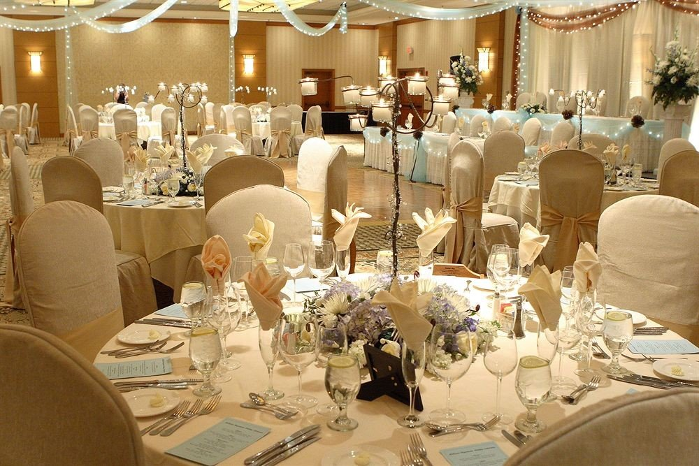 function hall wedding ceremony banquet wedding reception centrepiece ballroom event Party dinner dining table