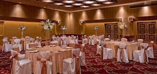function hall banquet ballroom ceremony wedding wedding reception Party