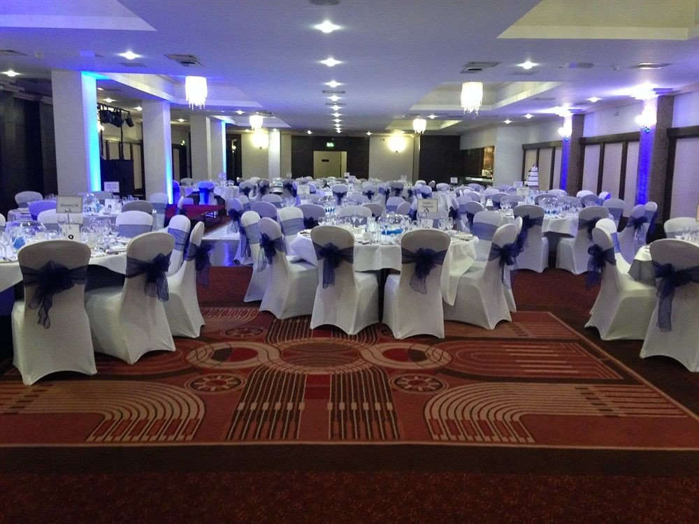 function hall banquet wedding ceremony Party wedding reception ballroom event conference hall convention center line lined