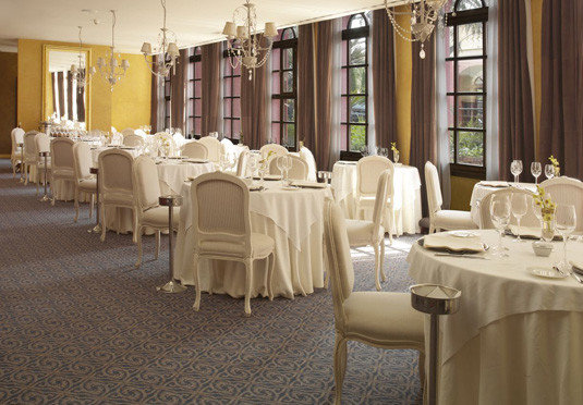 function hall restaurant banquet wedding ceremony Party ballroom dining table