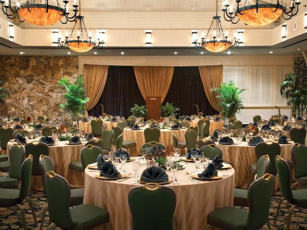 function hall banquet ceremony wedding Party wedding reception event ballroom floristry set