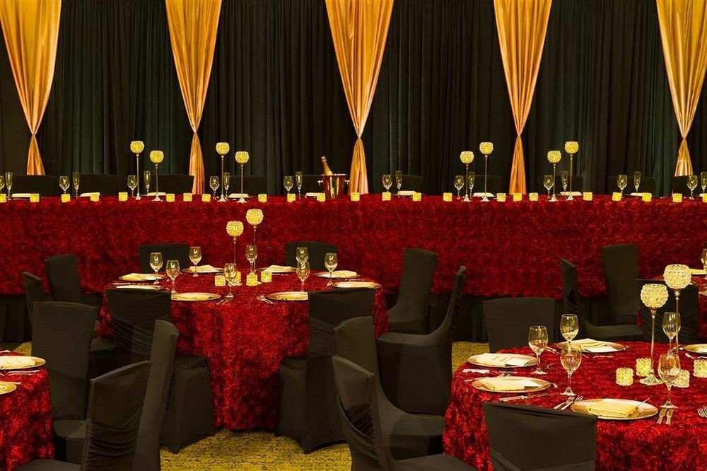 function hall curtain banquet ceremony Party wedding reception wedding quinceañera ballroom event colored
