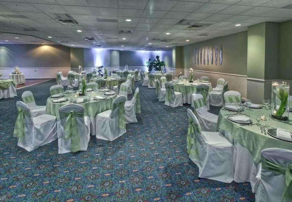 green function hall banquet Party ceremony conference hall event convention center ballroom wedding reception line
