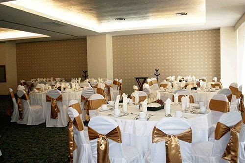 function hall banquet ceremony Party wedding wedding reception ballroom event dining table
