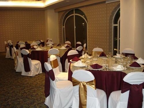 function hall banquet ceremony restaurant Party wedding reception ballroom dining table
