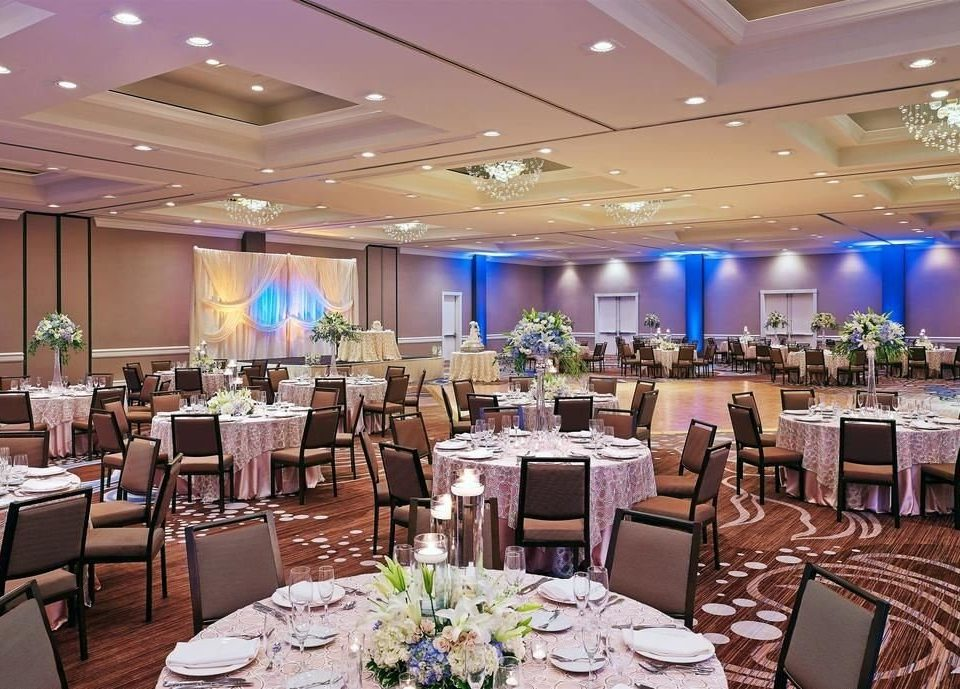 chair function hall banquet ballroom conference hall Party convention center wedding reception restaurant