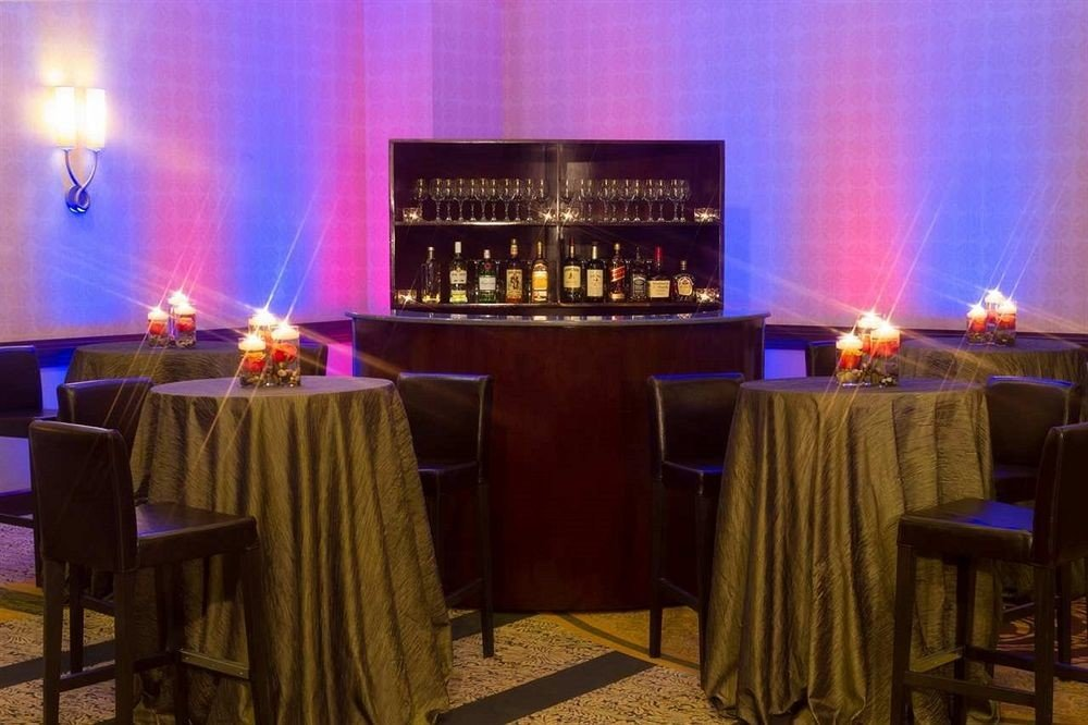 function hall banquet Party restaurant ballroom set