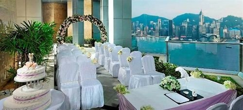 ceremony banquet floristry flower arranging wedding function hall Party centrepiece floral design restaurant wedding reception dining table