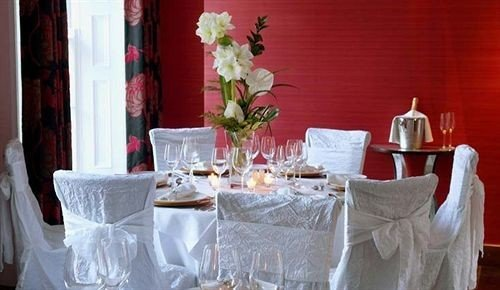 centrepiece banquet restaurant Party tablecloth dining table