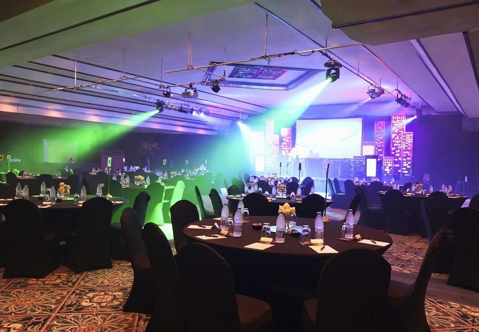 Party function hall wedding reception