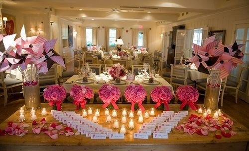 function hall centrepiece floristry quinceañera buffet banquet Party flower arranging ballroom floral design Shop