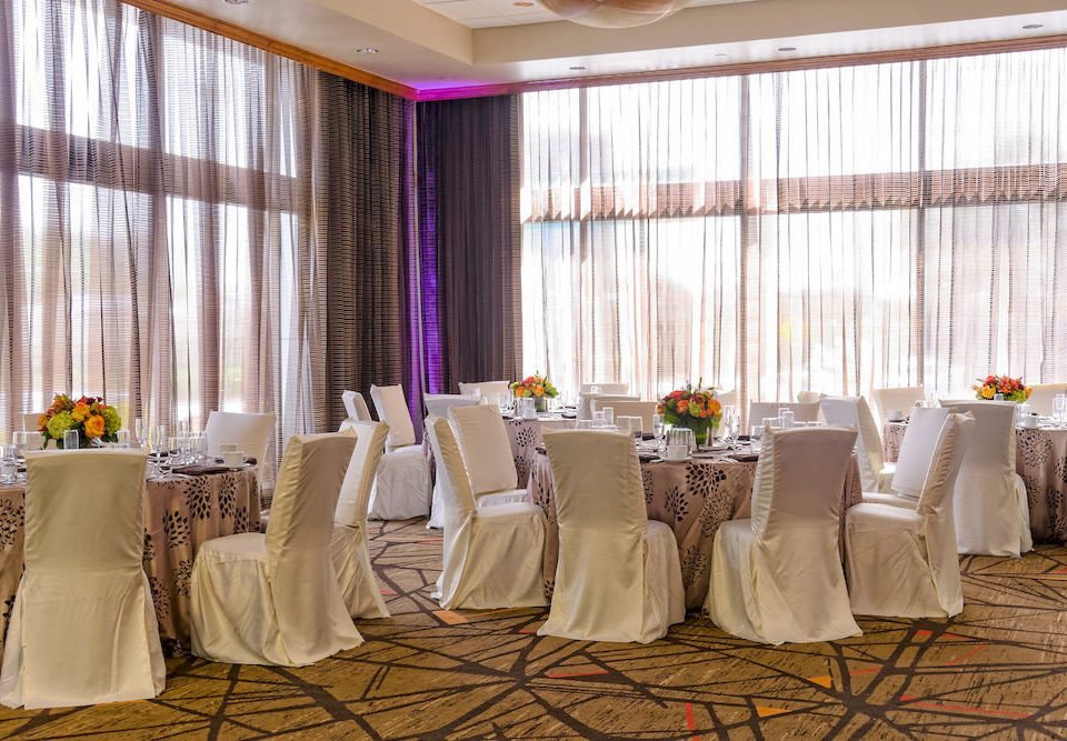 curtain function hall banquet wedding ceremony Party ballroom event wedding reception textile Suite window treatment