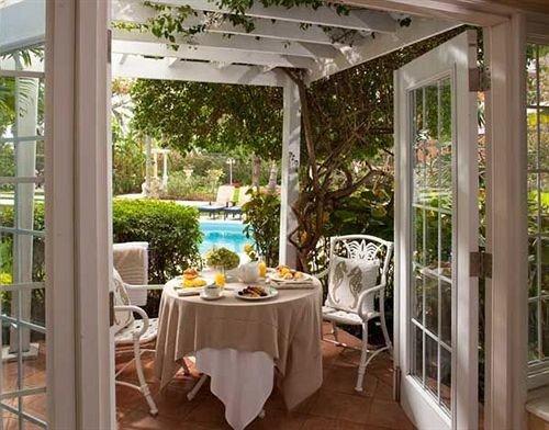 building porch property outdoor structure backyard orangery home door cottage Patio