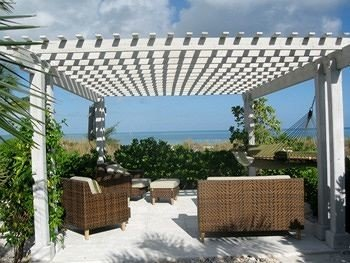 tree pergola property outdoor structure canopy gazebo Patio