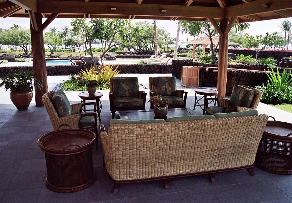 chair property home backyard outdoor structure Resort restaurant Patio cottage porch