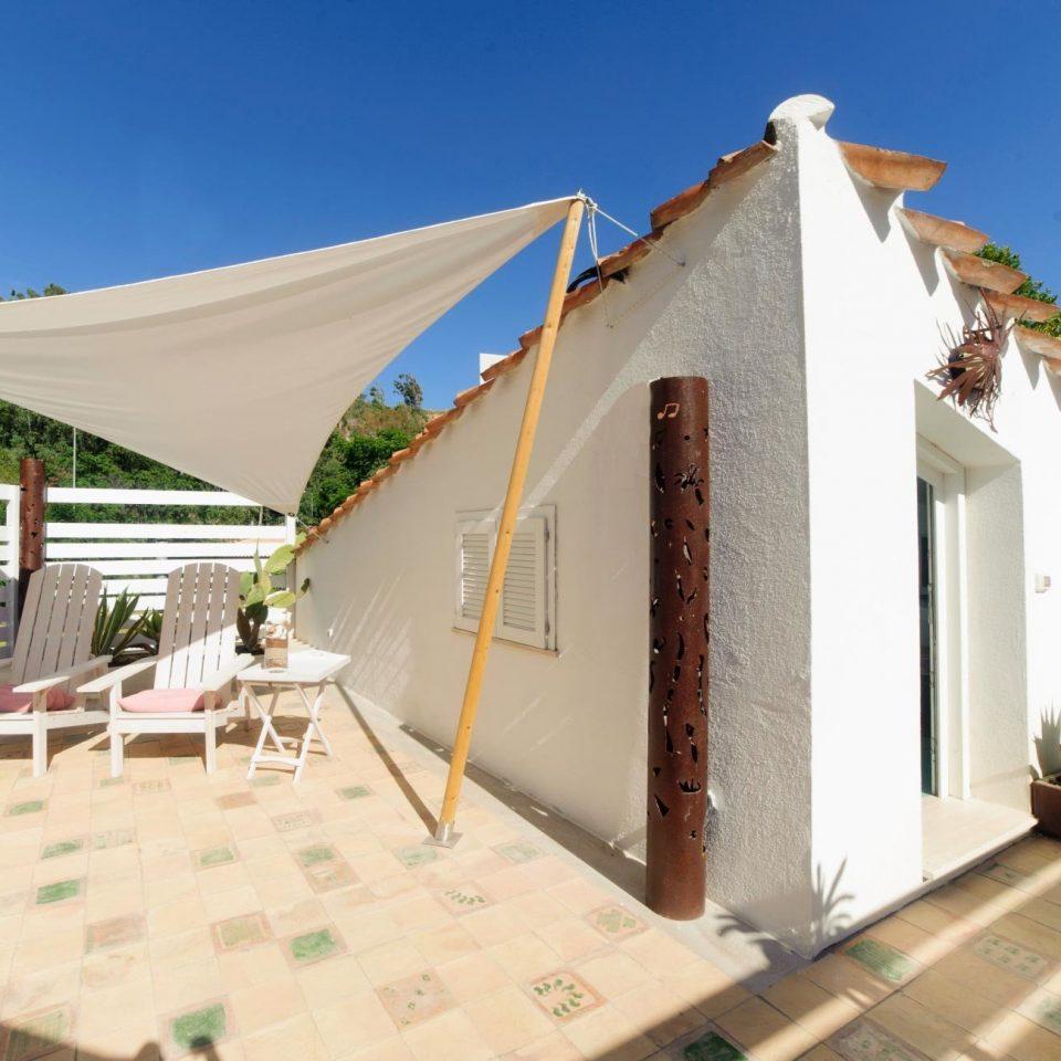 Patio Resort Romantic Rustic Scenic views sky property building house home tent Villa cottage