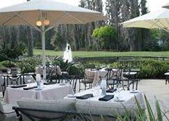 tree property Resort Villa outdoor structure gazebo backyard Patio lined