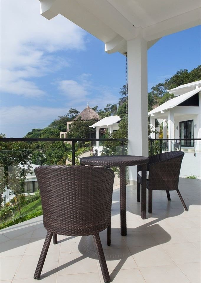 property chair outdoor structure Villa Patio condominium pergola backyard