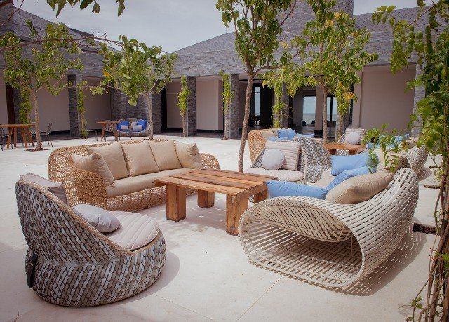 tree property living room home Villa backyard outdoor structure cottage condominium wicker Patio