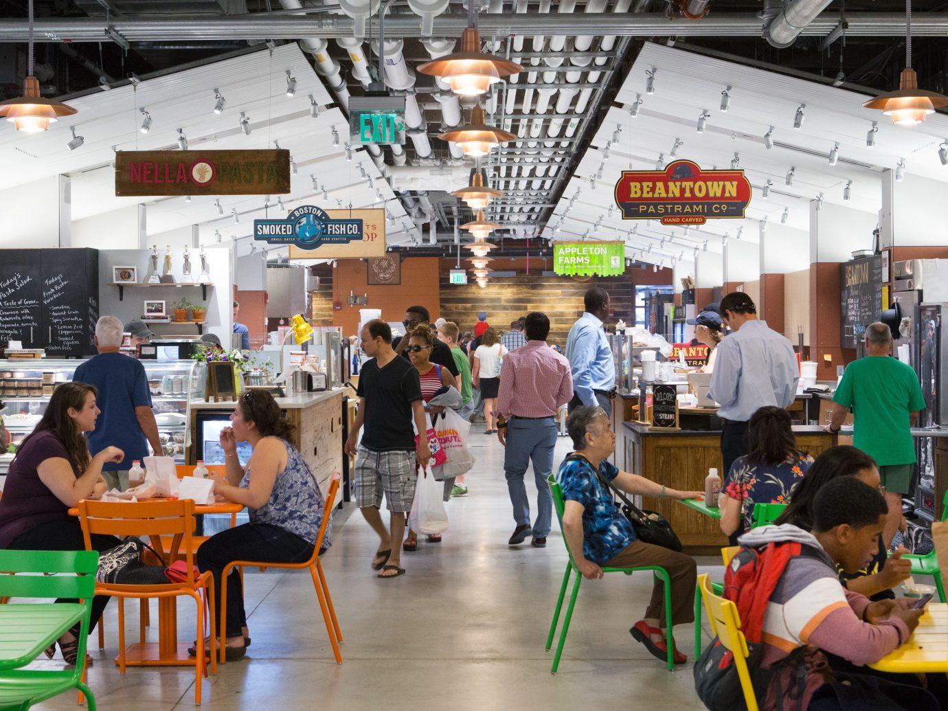 Summer Series indoor person floor public space City market fair