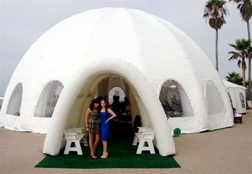 building igloo tepee dome inflatable leisure tent Play arch