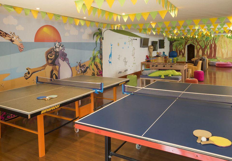 table-tennis table recreation room leisure billiard room classroom Play