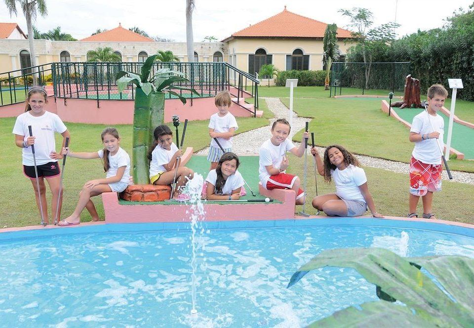 grass leisure swimming pool Play Water park Playground backyard swimming