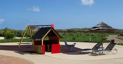 ground property Play Resort cottage tent