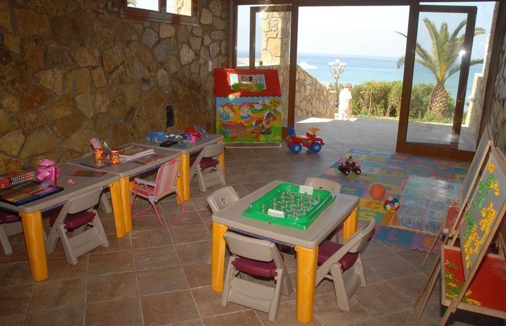 property building Play kindergarten cottage Villa