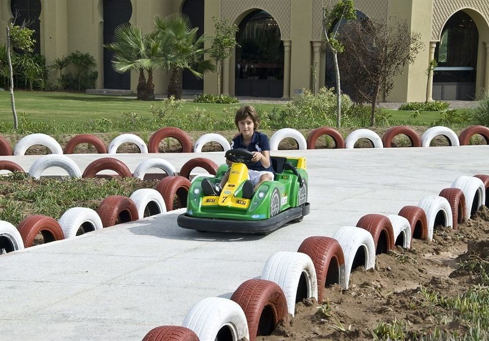grass ground vehicle backyard lawn Playground stone