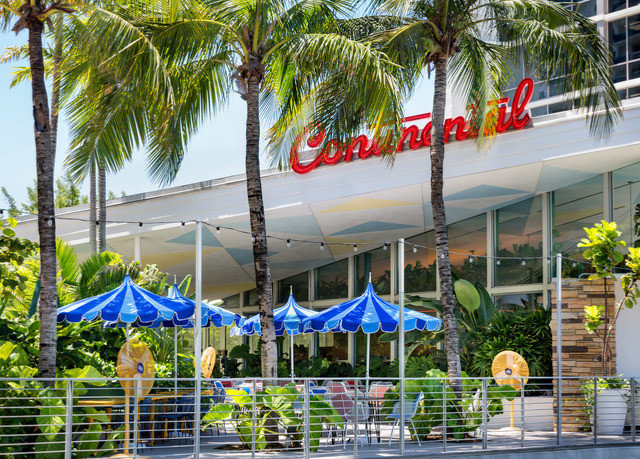 tree Resort arecales caribbean plaza condominium palm restaurant shopping mall colorful shade ride Playground