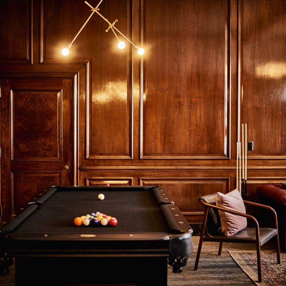 billiard room recreation room billiard table lighting Pool living room light fixture flooring cue sports